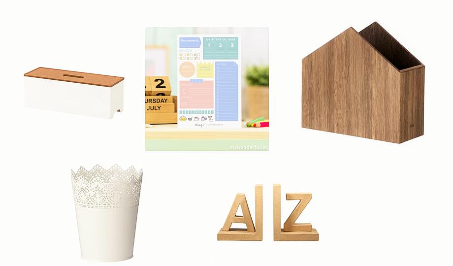 cahier d inspiration astuces rangement 2. Black Bedroom Furniture Sets. Home Design Ideas