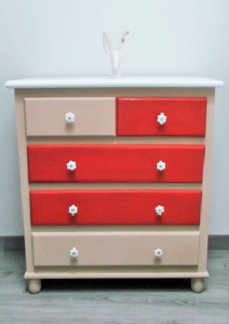 commode rouge (4)