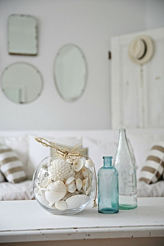 Cahier d inspiration decoration bord de mer for Maison bord de mer