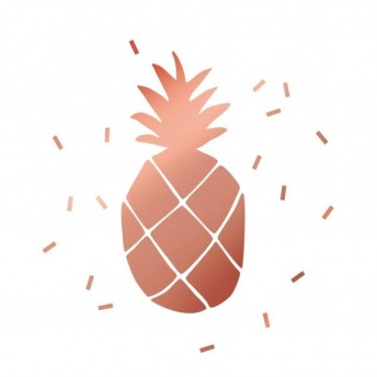 stickers ananas