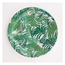assiette tropical