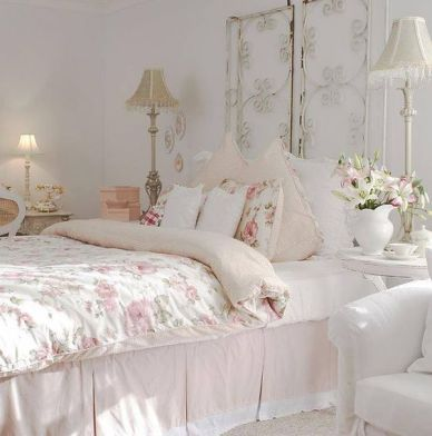chambre-shabby-chic